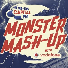 Capital's MONSTER MASH-UP with Vodafone