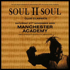Soul II Soul Presents A Night at The Academy
