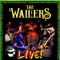 The Wailers performing Legend in its entirety