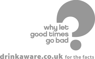 Why let the good times go bad? drinkaware.co.uk